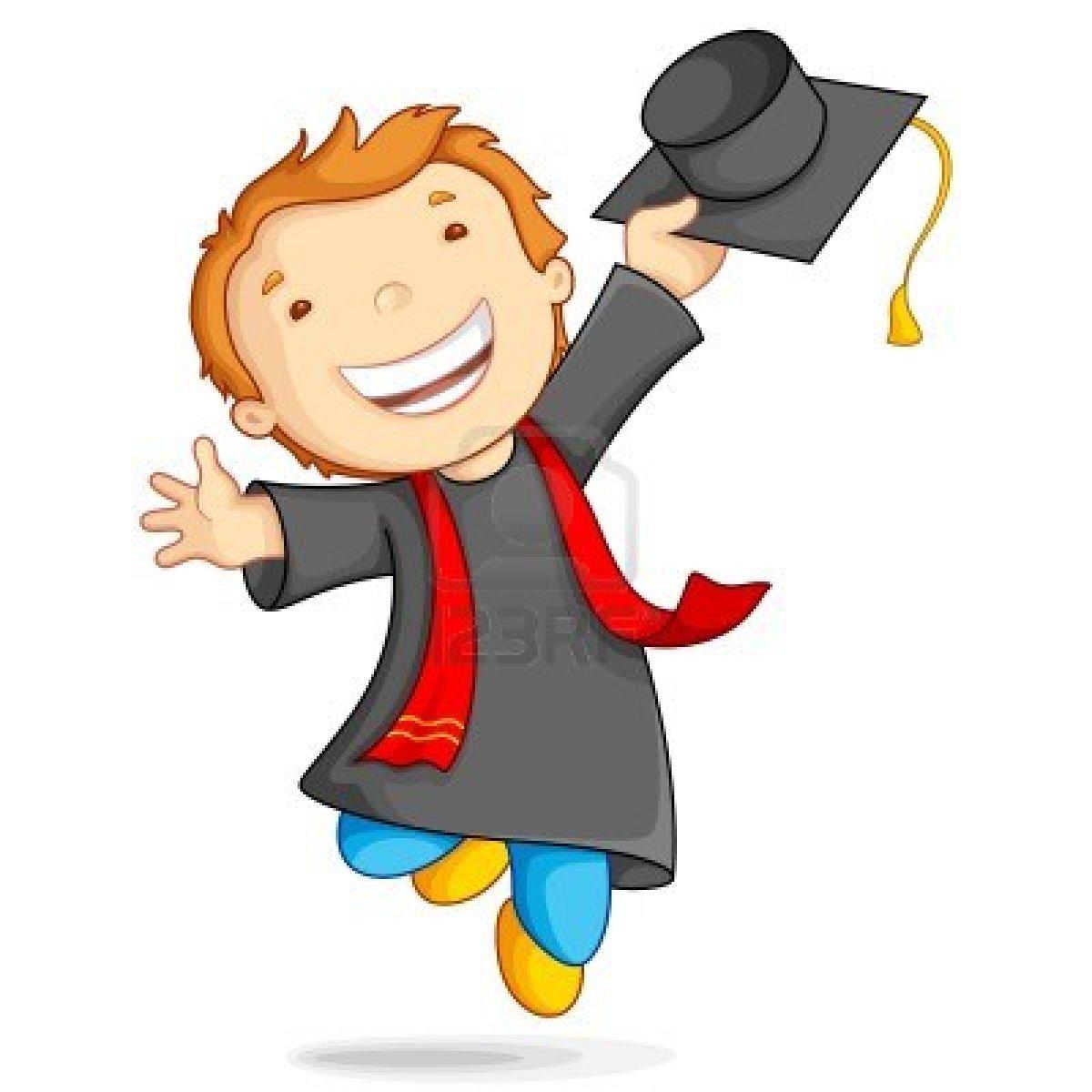 Caricatura De Graduacion