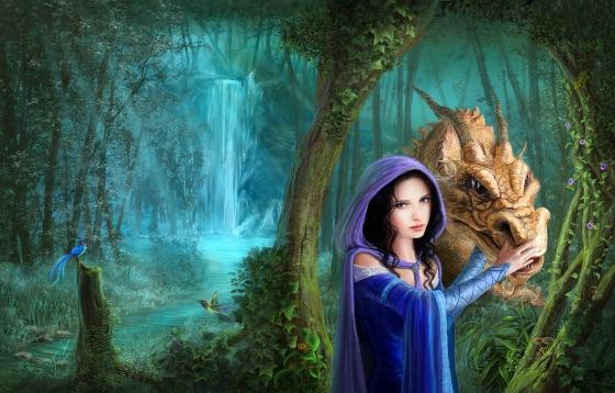 la dama y el dragon 300ppp
