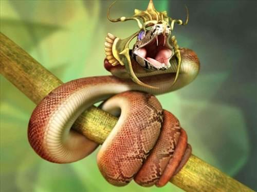 Serpiente-Reina
