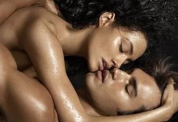 beso sensual