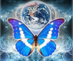 mariposa y el mundo