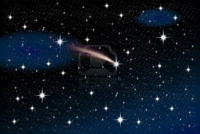 La estrella de la pureza la pureza es un valor seguro en for Estrella fugaz navidad