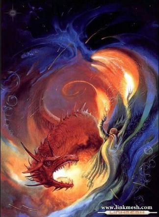 el_mago_y_el_dragon