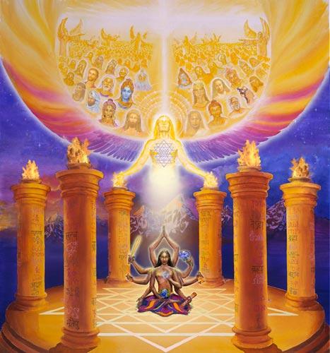 Vajra-Ascension