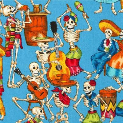 Happy-Day-of-the-Dead-Skulls-Fabric-3